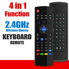2.4G Wireless Keyboard Air Fly Mouse For Android Mini PC TV Remote Control K6