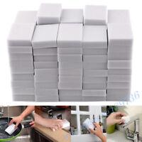 10/20/50/100Pcs Cleaning Magic Sponge Eraser Melamine Foam Kitchen Supply Acc