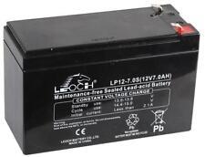 Leoch-LP12-7.0S - 12 V 6.5ah Serie Lp AGM de plomo ácido de la batería