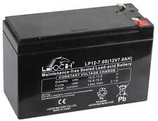 Leoch - LP12-7.0S - 12v 6.5ah Lp Series Agm Lead Acid Battery