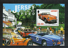 Jersey 2008 Festival of Speed ss-Attractive Car Topical (1334) Mnh