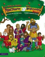 Biblia para principiantes  Bilingue: Historias biblicas para ninos