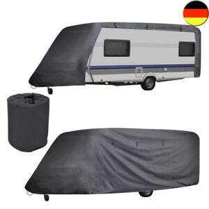 Wohnwagen Abdeckung Caravan Schutzhülle Camper Garage Plane UV-beständig