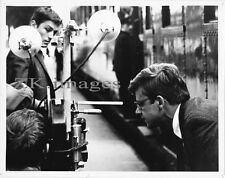 ALAIN DELON CAVALIER L'INSOUMIS Caméra Tournage 1964