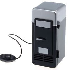 Mini USB Fridge Refrigerator for Single Drink Can Cooler for Computer USB Port