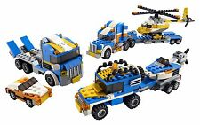 LEGO ® Creator 5764 - 3in1 - Transport Truck - Release: 2011 - 100% complete