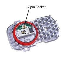Al 1 305 715 084 BMW LED dei Fari DRL controllo alimentatore Modulo Unità 2-PIN Versione