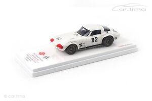 Chevrolet Corvette Grand Sport Winner Nassau Speedweek 1964 TSM 1:43 TSM164317