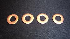 Set of 4 ELRING 924.867 Fuel Injector Holder Seal Ring Nozzle Holder MERCEDES