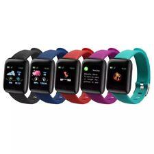 SAVFY BTD0164BK Smart Watch and Fitness Tracker - Black