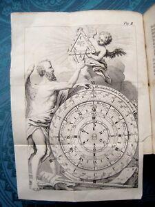 Das Schaltjahr Der Teutsch Kalender Band 2 1846 LITHOGRAPHIEN HOLZSCHNITTE