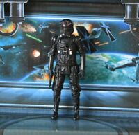 STAR WARS FIGURE 2015 FORCE AWAKENS ELITE TIE FIGHTER PILOT