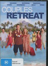COUPLES RETREAT -  Vince Vaughn, Malin Akerman, Jon Favreau  - DVD