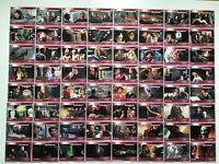 Star Trek Enterprise Season 3 Complete (72) Base Trading Base Card Set 2004