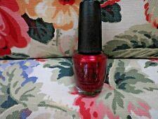 Opi Nail Lacquer I'm Not Really a Waitress New! .5 oz H08 Chianti Red Polish
