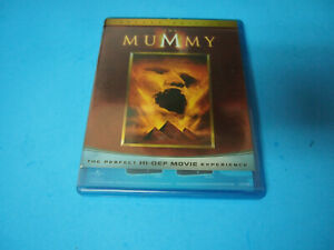 Mummy The (Blu-Ray) DVD
