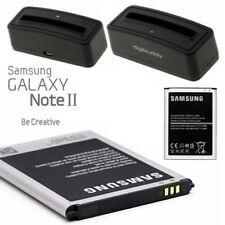 Batterie Pile Samsung EB595675LU + Station de Charge pour SCH-i605 Galaxy Note 2