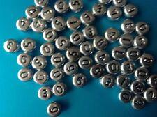 Any Purpose Gold Round Jewellery Making Beads
