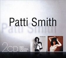 Horses/Easter by Patti Smith (CD, Aug-2012, 2 Discs, Arista)