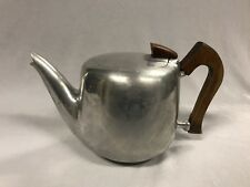 Vintage Aluminium Teapot Made By Newmaid Tableware England