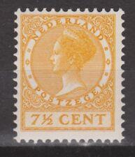 NVPH Netherlands Nederland 151 MLH ong 1924 Wilhelmina Pays Bas no gum