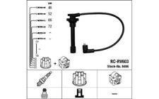 NGK Juego de cables encendido ROVER 200 400 HONDA CIVIC ACCORD CONCERTO 8496