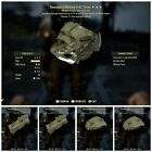 Fallout 76 xbox one Overeaters chameleon WWR X01 power armor set FULL SET