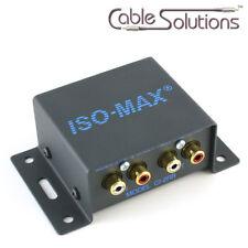 Jensen Transformers CI-2RR ISO-MAX Stereo Audio Hum/Buzz Eliminator/Isolator