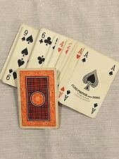c1960s Ferd. Piatnik and Sons Vienna Playing Cards Deck Made in Austria