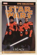Star Wars Legends Legacy Epic Collection Volume 1 Marvel TPB Paperback 464 pages