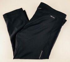 Nike Women's Dri-Fit Essential Crop Length Running Tights/ Pants Black XL NWT