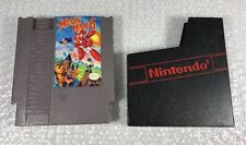 Mega Man 6 (Nintendo NES, 1994) Cleaned, Tested & Working w/ Dust Sleeve