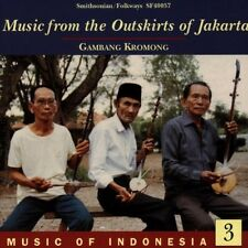 From The Outskirts Of Jakarta - Music Of Indonesia 3 (1991, CD NEU)