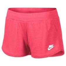 New Nike Women Shorts Size XL (UK 20-22)/Three-D Reversible/holidays/beach/coral