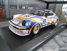 PORSCHE 911 934 #69 Schiller RACING LE MANS 1976 Haldi Vetsch Minichamps 1:18