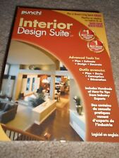 NEW Punch! Interior Design Suite Version 17 Brand PC Software Windows