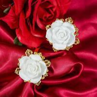 10X Diamond Gem Napkin Ring-Serviette Holder Wedding Party Table Dinner Decor