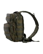 10 L Mini Molle Recon Shoulder Bag Green Tactical Satchel Military Army Security
