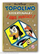 TOPOLINO 1334 - 21 Giugno 1981 Disney Mondadori