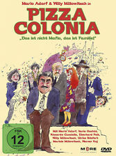 § DVD * PIZZA COLONIA - Mario Adorf / Willy Millowitsch # NEU OVP