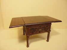 Dolls House Quality furniture  1/12 scale   Drop Leaf Table  2457