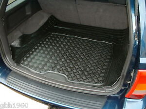 Jeep Grand Cherokee WJ 98-05 boot liner dog mat anti slip natural rubber