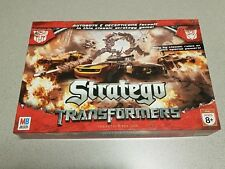 Stratego Transformers 2007 Milton Bradley