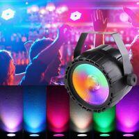 30W RGB UV COB LED DMX512 Bühnenlicht DJ Disco Bar Party KTV