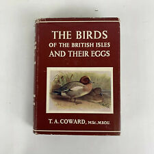 The Birds of the British Isles and their eggs.T A Coward.Series 2.1923 Dustcover