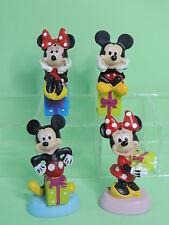 Mickey Minnie Resine Collectable statue Figurine Figure Figuren Figurina Disney
