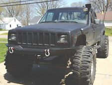 Jeep Comanche Front Winch Bumper Steel 84-01' MJ Bumper LOGANSMETAL4X4