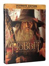 ' El Hobbit ' Un voyage inesperada BLU-RAY + DVD NUEVO EN BLÍSTER