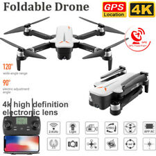 Foldable Brushless GPS Drone Quadcopter Drone 1080P HD Camera WiFi FPV RC Xmas