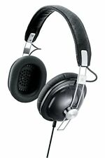 Panasonic RP-HTX7-K Closed type stereo headphone Black F/S w/Tracking# Japan New